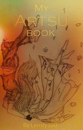 Artsu book by Lensly390