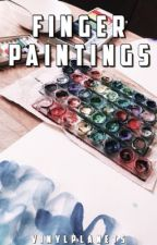 Finger Paintings • gallavich by vinylplanets