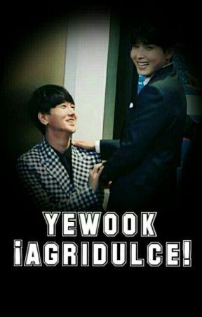 ¡Agridulce! YeWook by Efigie