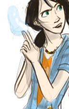 Percy Jackson's Twin Sister by poptopunk