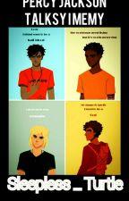 Percy Jackson - Talksy i Memy by HeroskaApolla