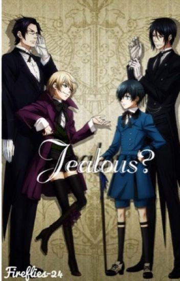 Jealous X Reader