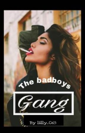 The Badboy's gang  by lilly_065