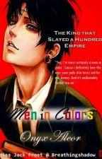 Men in Colors: Onyx Alcor by Breathingshadow
