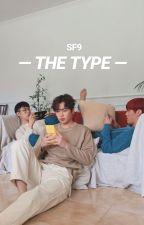 -SF9 the type- by peekyun