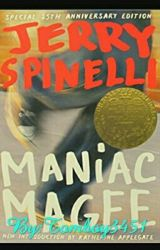 Maniac Magee by Tomboy3451