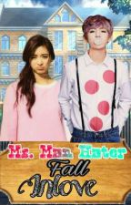 Ms. Man Hater Fall Inlove by maknaejungkook97