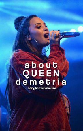 about queen demetria👑 by bangtanxchimchim