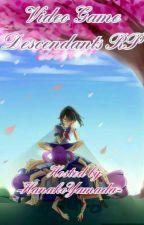 Video Game Descendants RP  by -HanakoYamada-