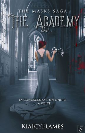 The Masks Saga - The Academy by KiaIcyFlames