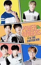 POWER ϟ GAYNGERS & the catfish kid. by JeddieJay