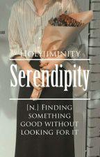 Serendipity • A.Wellinger ✔ by goddessjaebum