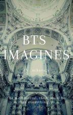 BTS Imagines by mikuru_x