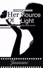 Her source of light  by Esme_Avril_Lavanske