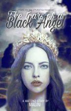 Black Angel    Nico di Angelo  by _Magiini_