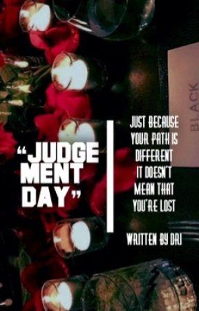 JUDGEMENT DAY | ♚ by VANGGUK