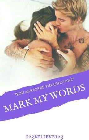 Mark My Words... |J.B| by 123believe123