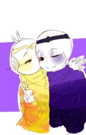 When Nightmare's Come True {Nightmare!Sans X Dream!Sans by Chloquake