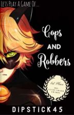 Cops and Robbers ✏️ a marichat au by DipStick45