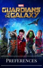 Guardians of the Galaxy Preferences and Imagines by WritelikeJughead