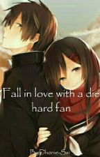 Fall inlove with a die hard fan. by Dhonie-Ssi