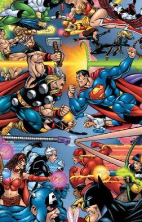 Yandere!Marvel+D C  Comics x reader - Deadly Obsession - Wattpad