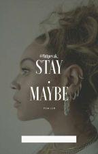 stay [book I] ∞ maybe [book II] » pjm + jjk √ by cigarettevak
