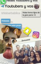 Redes Youtubers Y Vos by ThisBarbablicax