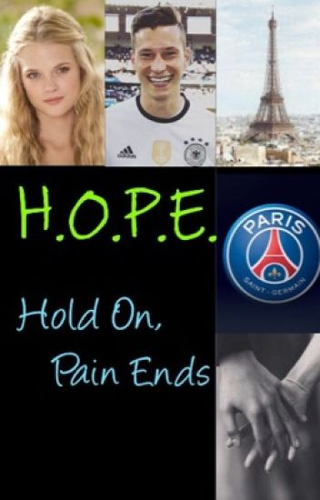 H.O.P.E. - Hold On, Pain Ends