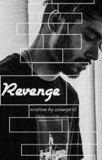 Revenge    Ziam by ziamgxrl