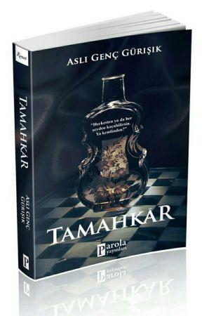 TAMAHKAR (kitap oldu) by asli1909