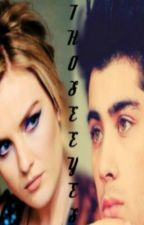 Those Eyes... (Zerrie Fanfic) by xPalkix