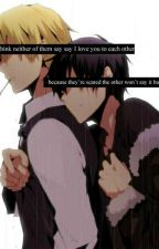 Cancer (Shizaya BxB) |DISCONTINUED| by CandyIsAHorse