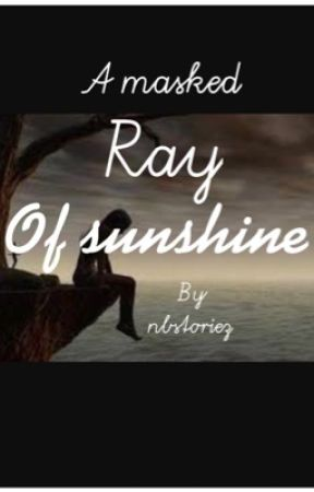 A masked ray of sunshine.  by nbstoriez