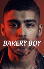 Bakery Boy [Zustin] ✔ by detroyet