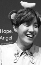 My hope,my angel by smolebean_