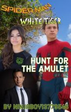 Spider-Man and White Tiger - Hunt For The Amulet(SpiderTiger/TomDaya) by Ninjaboy13779546
