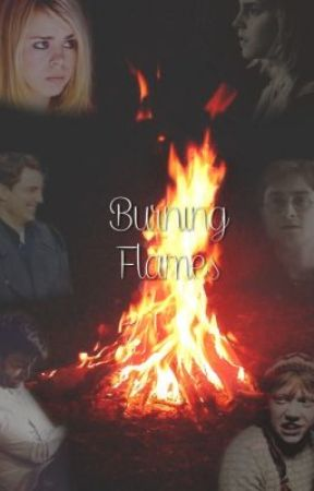 Burning Flames {Harry Potter + Doctor Who} by dalekhallows