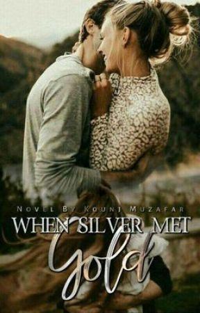 When Silver Met Gold by IEscapist