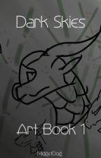 Dark Skies Art Book 1 by MidgetDog