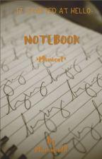 -Notebook-  >Minicat< by MamaLadd