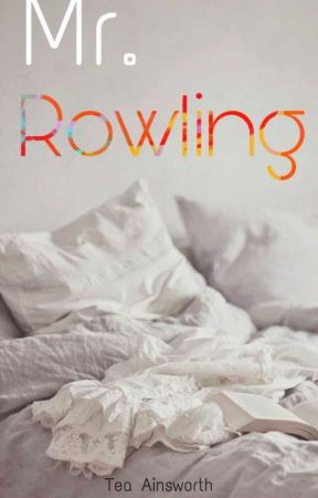 Mr. Rowling (#3 R.P)  by TeaAinsworth
