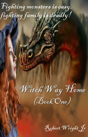 Witch Way Home by WitchWayBooks