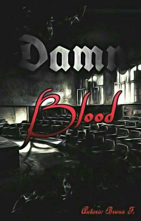 Damn Blood by Brumple