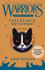 La venganza de Estrella Alta | Los Gatos Guerreros by owl_paws