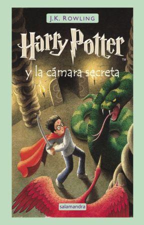 Harry Potter y la cámara secreta. (HP2) by tatadiaz456