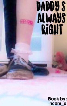 Daddys Always Right by ncxdm_x