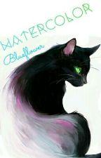 Watercolors by B1ueflower
