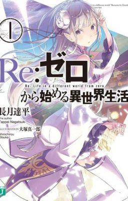 Re:Zero kara hajimeru isekai seikatsu (Web novel)