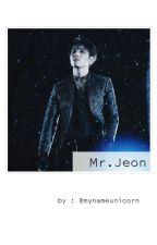 Mr. Jeon  by mynameunicorn